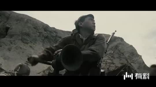 #电影片段#《硫磺岛》和《父辈的旗帜》是一个战役