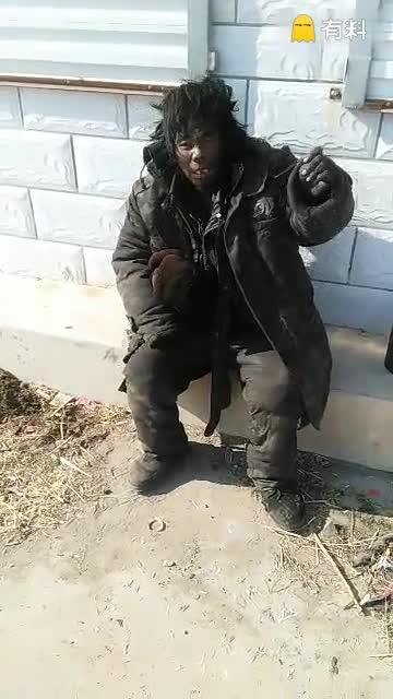 乞丐也是歌唱家