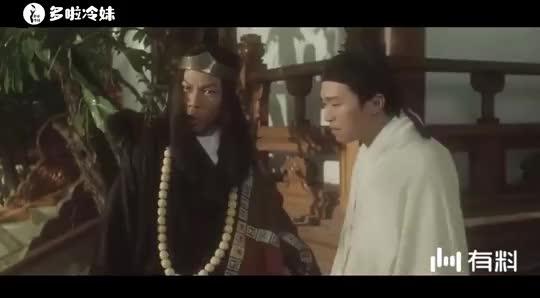 《大内密探零零发》幕后,星爷笑场片段保留,皇帝角色差点换人