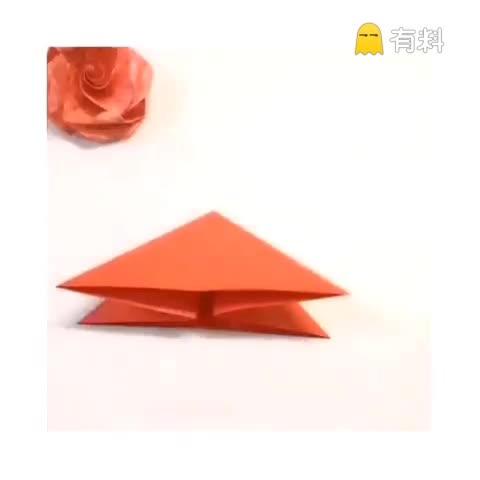 两种简易玫瑰花