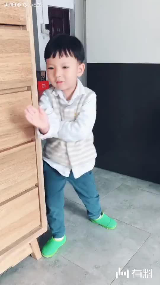 【我的傻儿子每天都乐呵呵哒!】