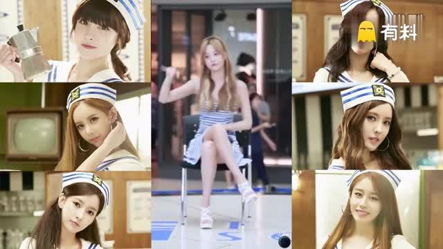 160821 永登浦时代广场 韩国女子组合 Melody Day 有敏 - #LoveMe