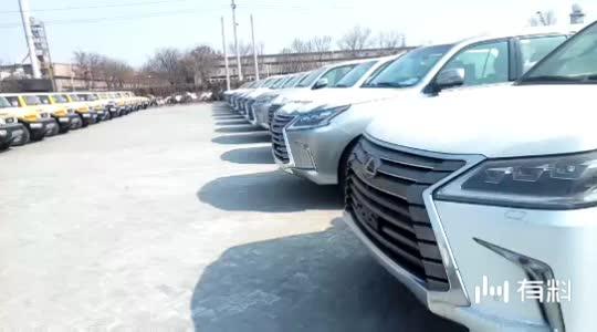 雷克萨斯570库房大量现车,优惠23w
