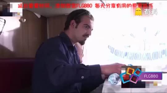 #美女火车上演春宫图#