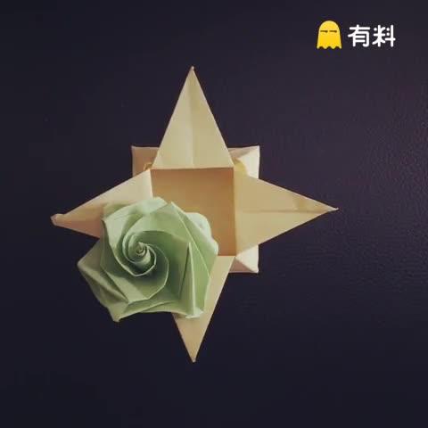 可爱的星星小盒