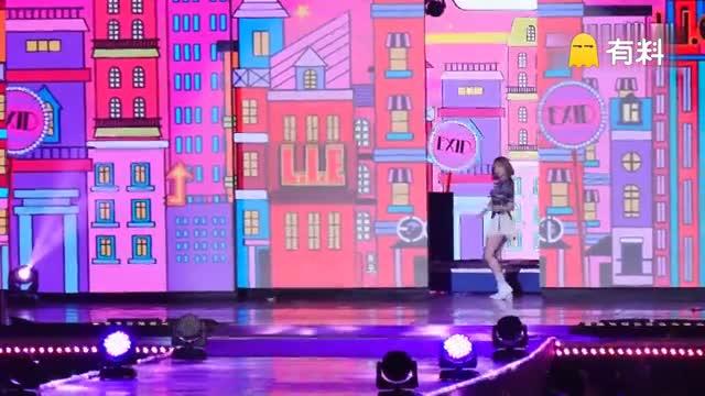 160814 DMZ Concert 韩国女子组合 EXID - L.I.E