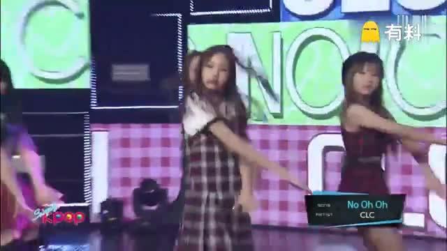 160617 Simply Kpop CLC - No Oh Oh