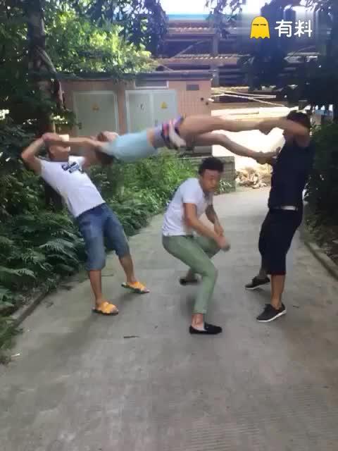 #@搞笑!趣味小视频!#高手