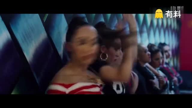 【平头御姐不好惹】Parris Goebel强大气场编舞Born To Dance片段