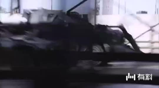 #电影片段#死亡飞车2,太刺激了