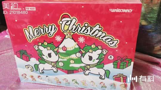 tokidoki 圣诞款