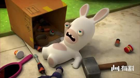 【疯狂的兔子】疯狂兔与天才小胡子 上