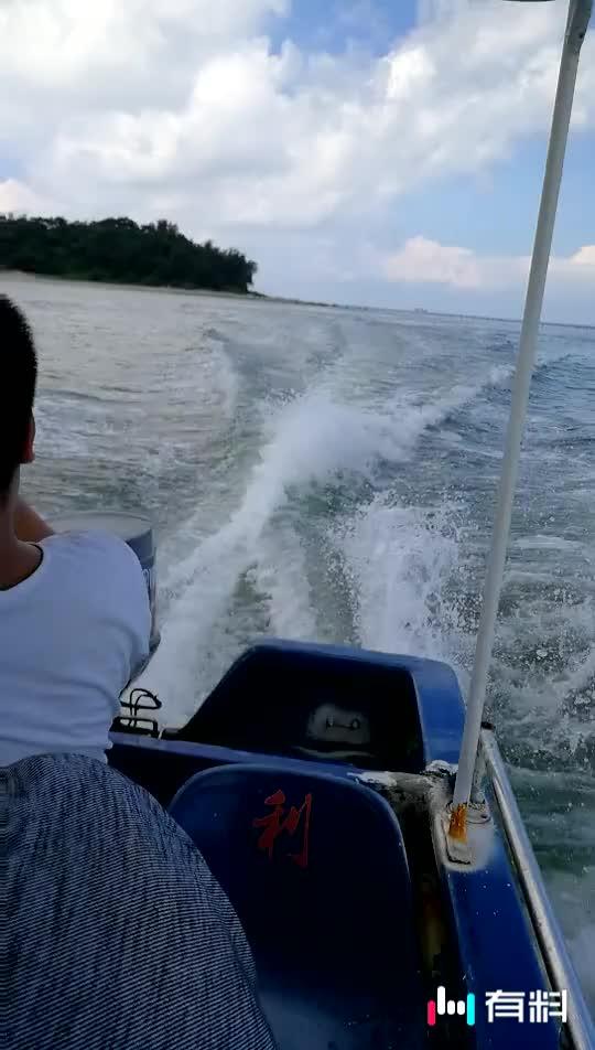 晕水晕船吗?看我们的大海!