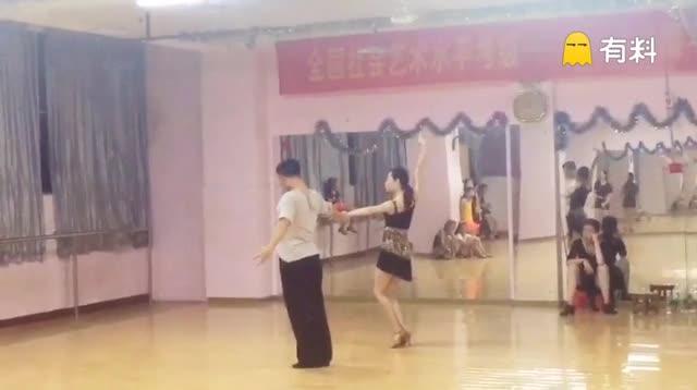 #拉丁舞##西班牙斗牛舞##舞蹈#