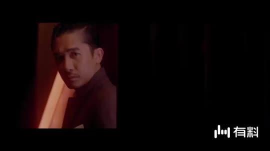 #电影片段#2046演技眼神