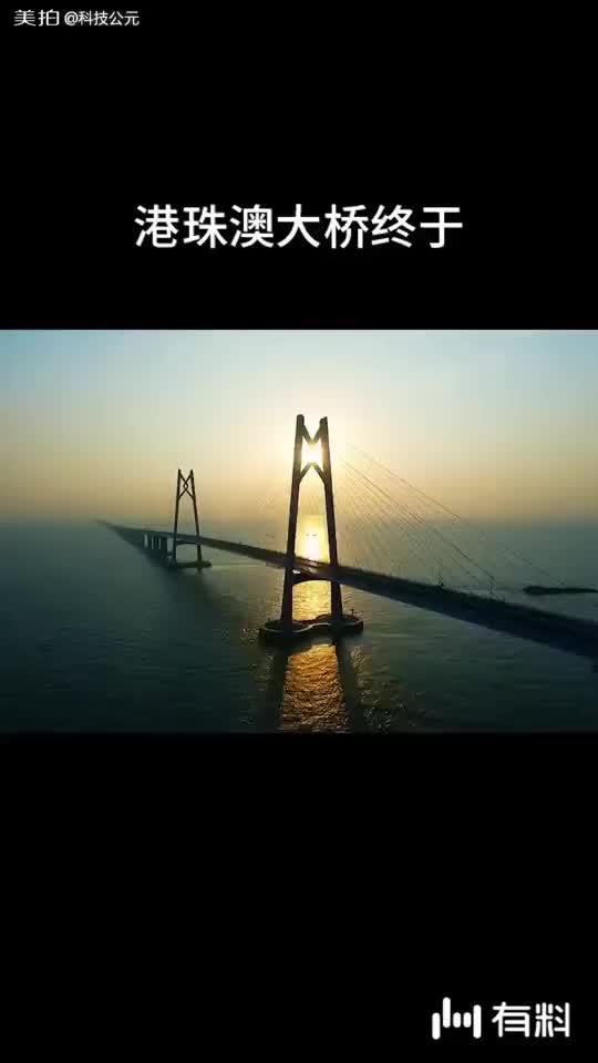 致敬港珠澳大桥总工程师——林鸣!