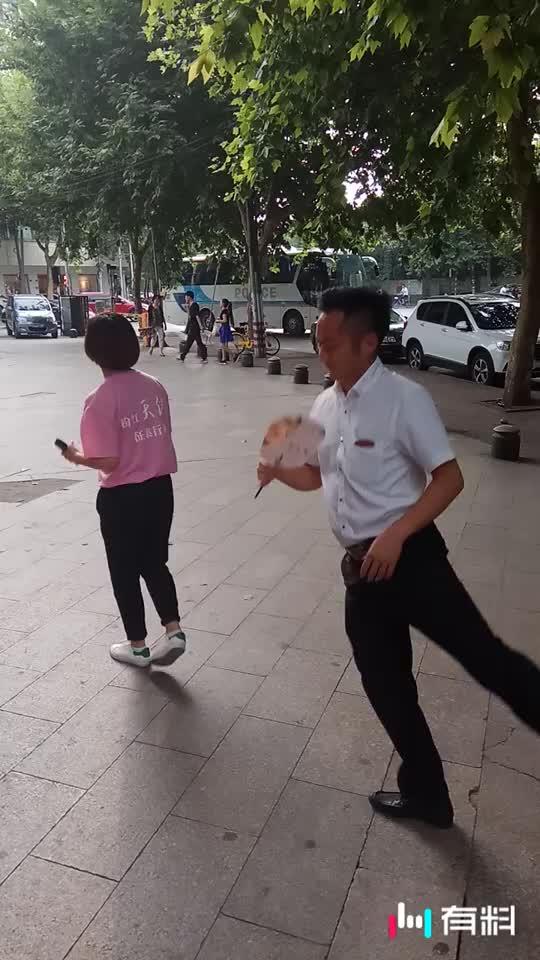 舞蹈《咋啦爸爸》