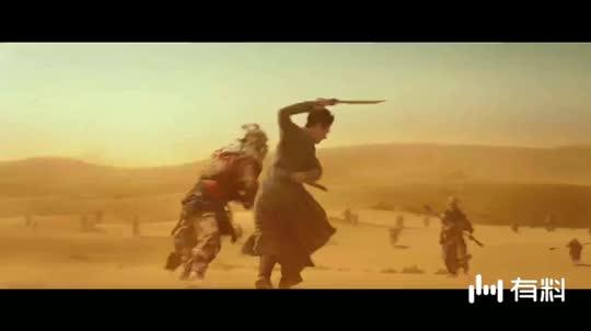 #电影片段#一群地狱使者打起来了,阎王一来懵逼了