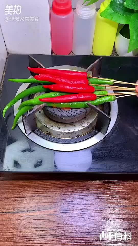 美拍视频: 烧椒酱
