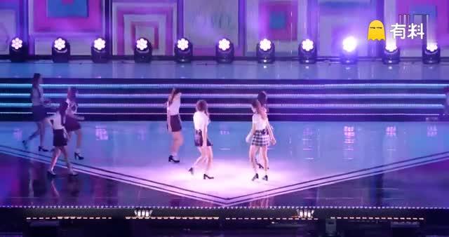 160617 水原 Kpop Super Concert 韩国女子组合 DIA - On The Road