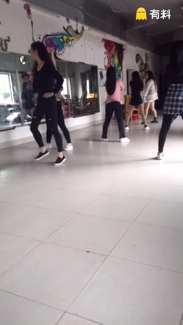 #舞技大赛#