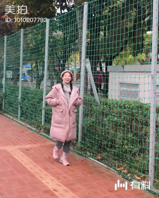 韩国小姐姐冬季穿搭