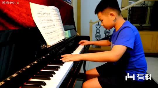 美拍视频: 练习曲