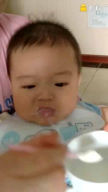 宝宝第一次吃米粉