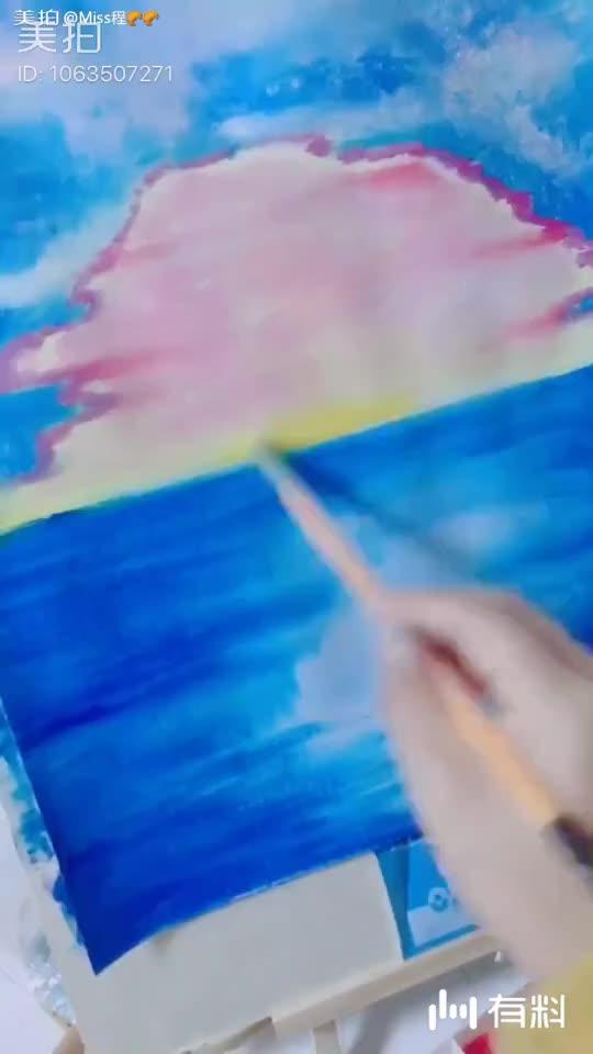 美拍视频: 海