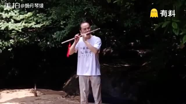 自然版《阿佤人民唱新歌》,面...