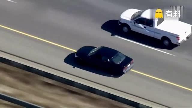 追了3个县!警察与偷车贼高速公路上演大追击