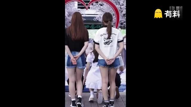 160625 首尔汝矣岛街头演出 韩国女子组合 DIA 郑彩妍 - On The Road