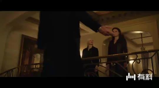 #电影片段#《X战警:黑凤凰》片段