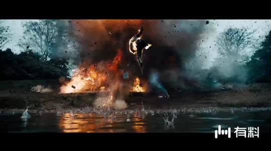 #电影片段#2019压轴反恐大片,《天使陷落》