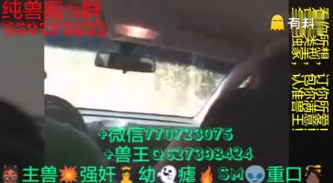 (+兽王Q627398424)看见女的就强拉上车