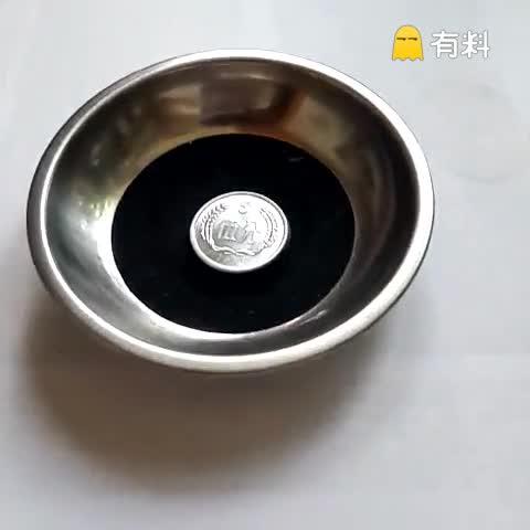 小盐巴之硬币magic✌
