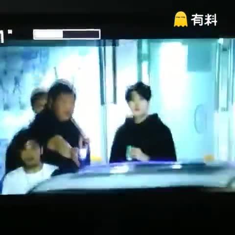 #GOT7##崔荣宰#【mole under eye】160429 FLY IN SEOUL 下班 FANCAM.