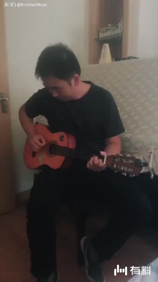 美拍视频: 小吉他