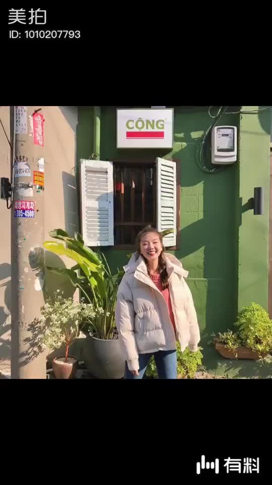 韩国小姐姐冬日穿搭来啦~