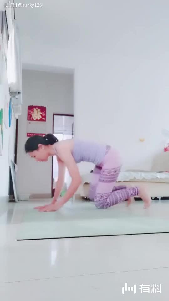 肘倒立练习 每天练几分钟
