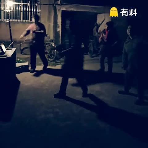 #农村大妈的广场舞#