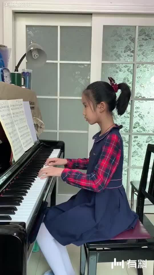 苏紫扬—莱蒙练习曲No.34