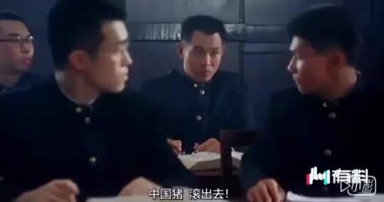 #电影最前线#厉害!李连杰这一段,被誉为动作片的教科书