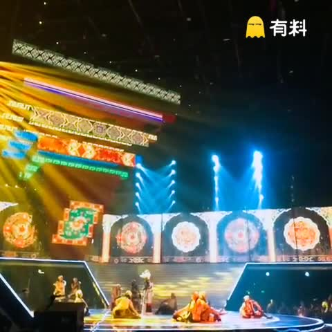 #舞蹈##藏族舞蹈#