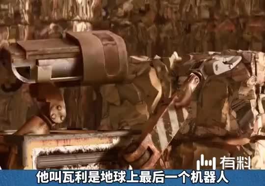 电影《机器人总动员》下期更新《杀人漫画》!