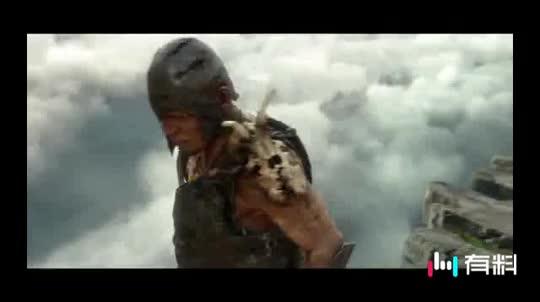 #视频经典#住在天上的巨人捡到几粒种子,见水长出藤曼,顺其而下,进攻人类