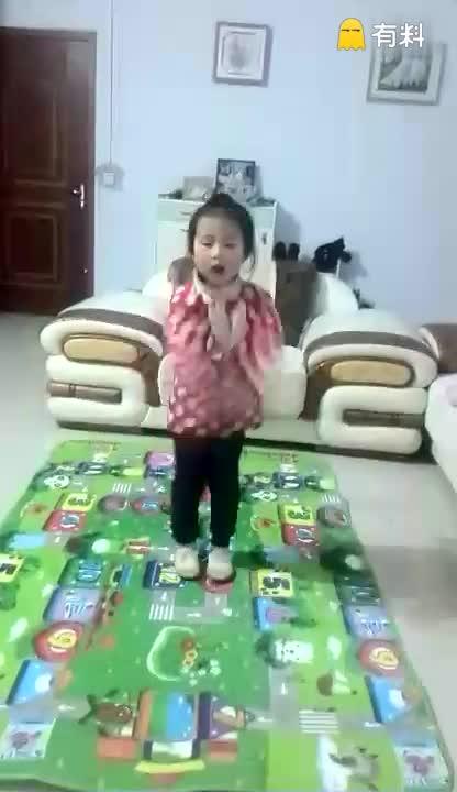 琪琪的舞蹈
