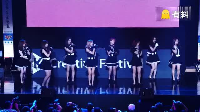 160715 K Creative Festival 韩国女子组合 Lovelyz - Destiny