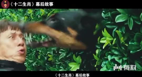 《十二生肖》幕后,为拍这1秒镜头准备1个月,搏命大哥享受打戏