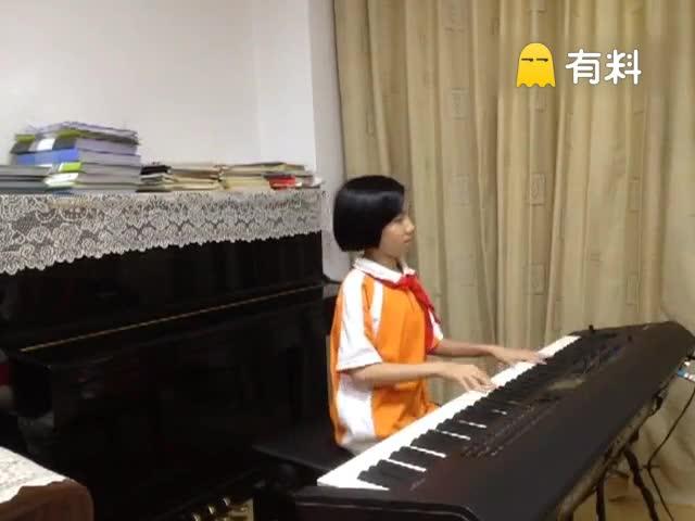 致爱丽丝,贝多芬。#音乐##钢...